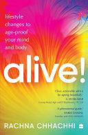 Alive! Achieve Maximum Immunity with These Lifestyle Changes Pdf/ePub eBook