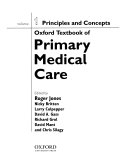 Oxford Textbook of Primary Medical Care Book