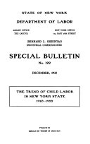 Special Bulletin Book