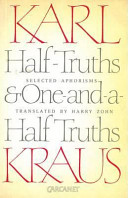 Half-truths & One-and-a-half Truths