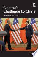 Obama S Challenge To China