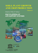 Soils  Plant Growth and Crop Production   Volume II