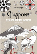Art Therapy, Giappone. Colouring Book Anti-stress