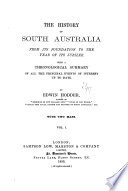 The History of South Australia