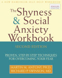 The Shyness and Social Anxiety Workbook Pdf/ePub eBook