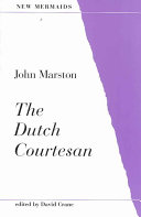 Cover of The Dutch Courtesan