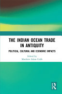 Pdf The Indian Ocean Trade in Antiquity Telecharger