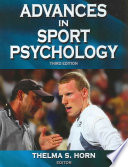 Advances in Sport Psychology