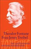 """Frau Jenny Treibel, oder, """"Wo sich Herz zum Herzen find't"""""""
