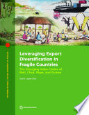 Leveraging Export Diversification in Fragile Countries Book