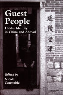 Guest people: Hakka identity in China and abroad