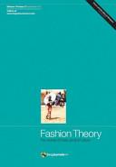 Fashion Theory Volume 14 Issue 3