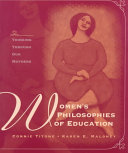 Pdf Women's Philosophies of Education