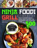 Ninja Foodi Grill Cookbook Book