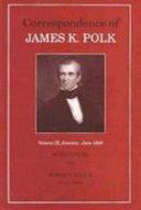 Correspondence of James K  Polk