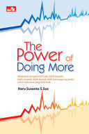 The Power Of Doing More