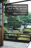 Language Learning and Study Abroad Book PDF