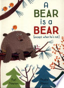 A Bear Is a Bear.epub