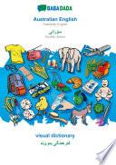 BABADADA, Australian English - Kurdish Sorani (in arabic script), visual dictionary - visual dictionary (in arabic script)