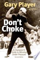 Don t Choke