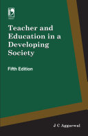 Teacher And Education In A Developing So