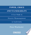 Power, Choice and Vulnerability