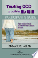 Trusting God to Walk in His Will Book PDF