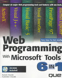 Web Programming with Microsoft Tools 6-in-1