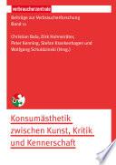 Beiträge zur Verbraucherforschung Band 11