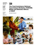Pdf Food Assistance National InputOutput Multiplier (FANIOM) Model and Stimulus Effects of SNAP