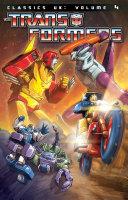 Transformers  Classics   UK Vol  4