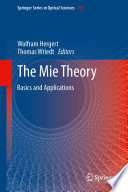 The Mie Theory Book