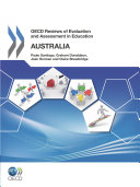OECD Reviews of Evaluation and Assessment in Education  Australia 2011
