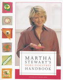 Martha Stewart s Hors D oeuvres Handbook