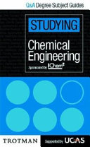 Studying Chemical Engineering