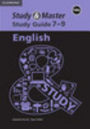 Books - Study & Master Study Guide English Grade 7-9 (CAPS) | ISBN 9781107470804