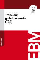 Pdf Transient global amnesia (TGA)