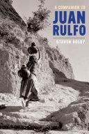 A Companion to Juan Rulfo