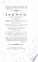 The Empires and Dominions of this World, Made Subservient to the Kingdom of Christ; who Ruleth Over All. A Sermon [on Daniel Ii. 44], Etc