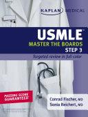 Kaplan Medical USMLE Master the Boards Step 3