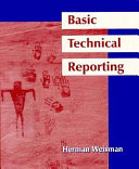 Basic Technical Reporting