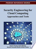 Security Engineering For Cloud Computing Approaches And Tools Book PDF