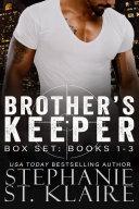 Brother's Keeper Series Box Set: Books 1-3 Pdf/ePub eBook