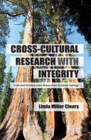 Cross Cultural Research with Integrity
