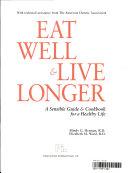 Eat Well   Live Longer