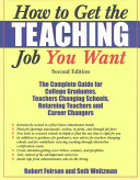 How to Get the Teaching Job You Want