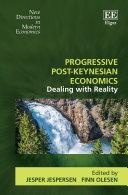 Progressive Post-Keynesian Economics Pdf/ePub eBook