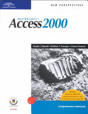 New Perspectives on Microsoft Access 2000