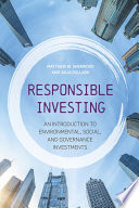 Responsible Investing Book