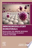 Immunomodulatory Biomaterials Book